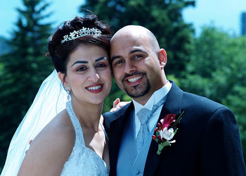 Arman Imani and Romina Bahrami