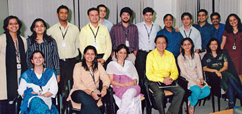 Former management trainees