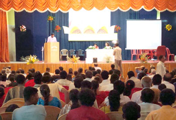 The Bangalore Regional Conference